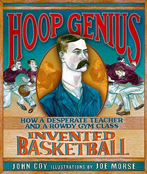 Hoop Genius - book cover